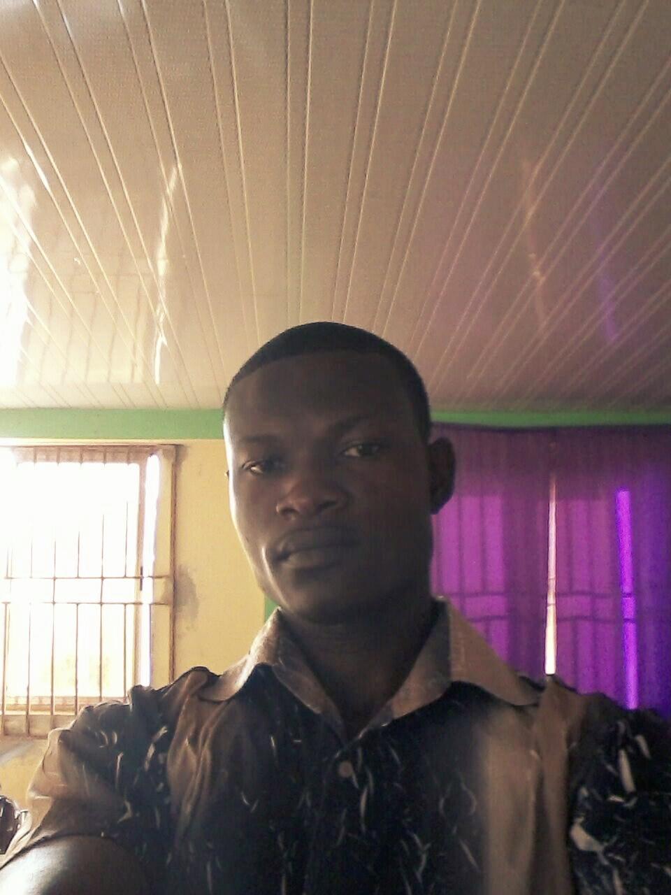 DOMINIC YEBOAH President of L4C Movement (Ghana, West Africa)