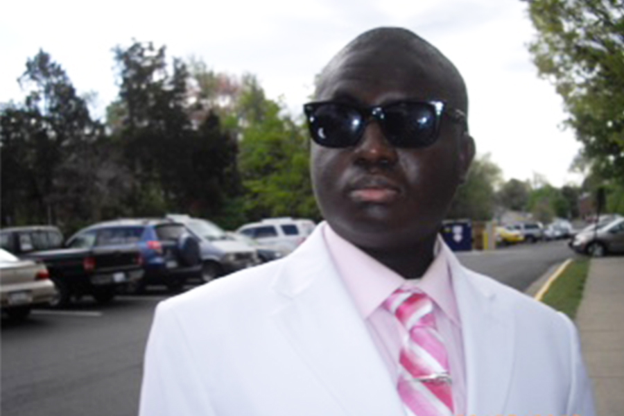 REXFORD BOATENG Music Director of L4C Movement (Northern Virginia, USA)
