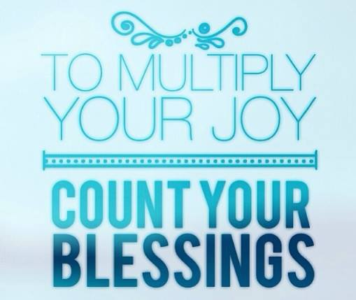 When you learn to appreciate God, that is when you will understand how blessed and favored you really are. Be grateful!