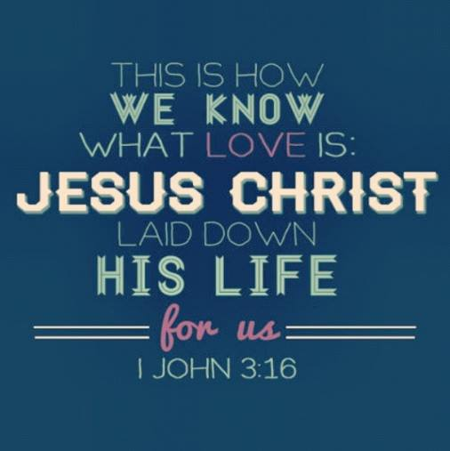 Give your life back to Jesus and let Him set you free from the world!