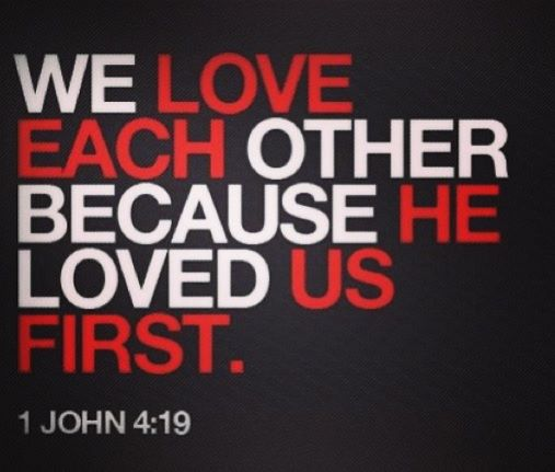 Christ is our first Love