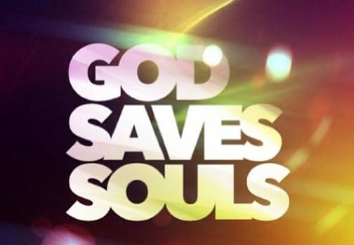 ONLY JESUS SAVES!...Man can never save. We are only used by God as an instrument for His Gospel.