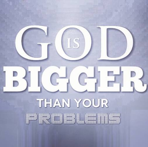 Nothing is impossible with our God!
